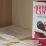 Boob Camp flyer at Fitness 360, where the camps are held. Photo by Rebecca Wright