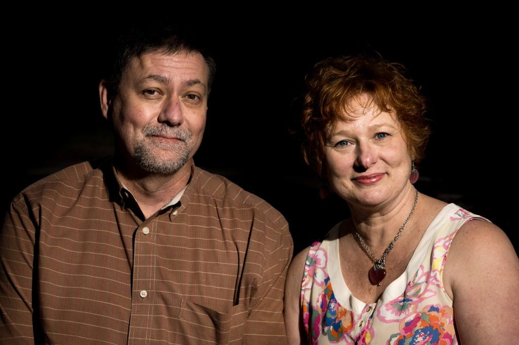 Mike and Kimberly Keller have been married about 30 years.