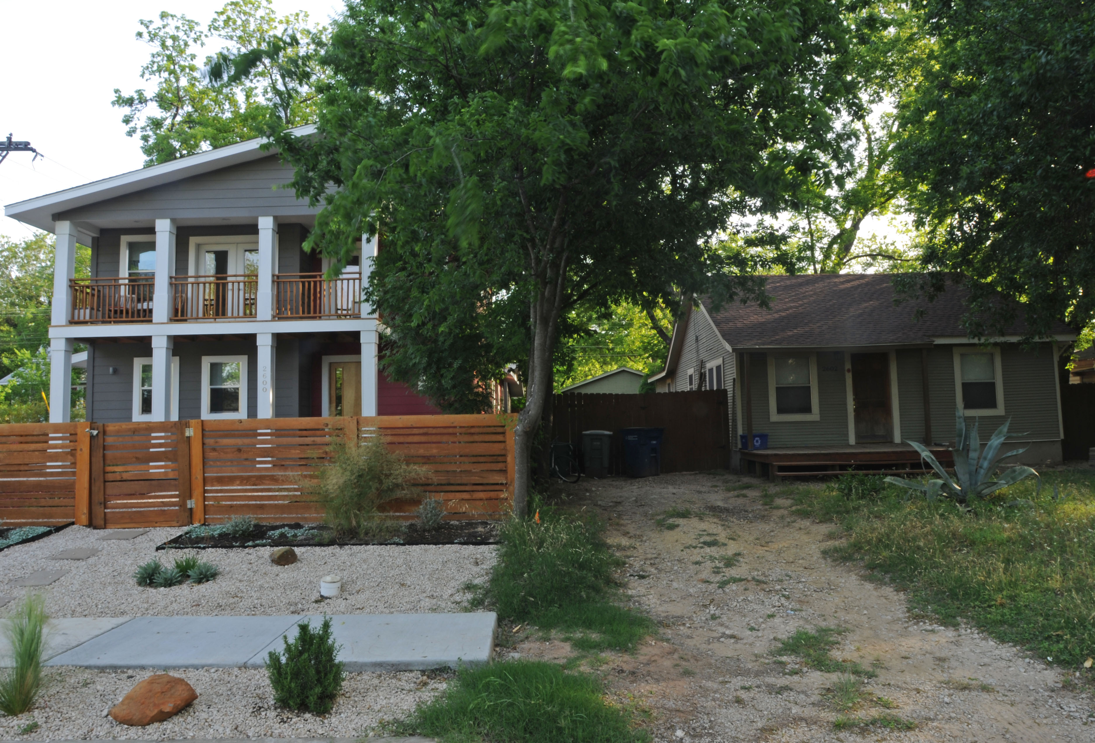 Housing the Working Class in Austin