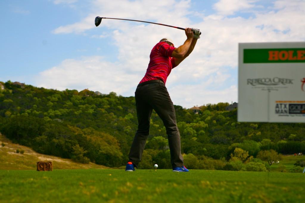 ATX Man Golf Classic 2014