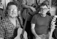 The Austin Lounge Lizards have been in business for 34 years, since 1980.