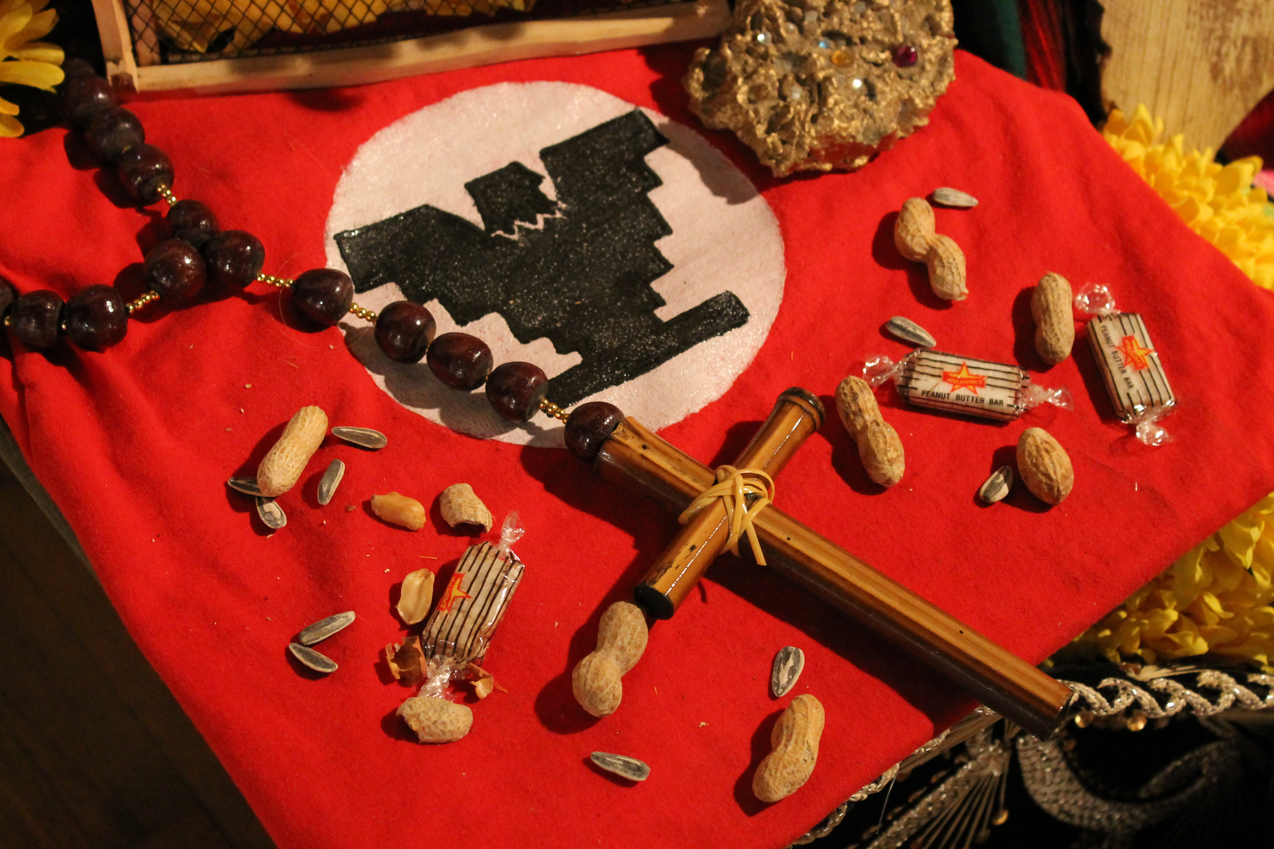 Samilpa Altar Closeup