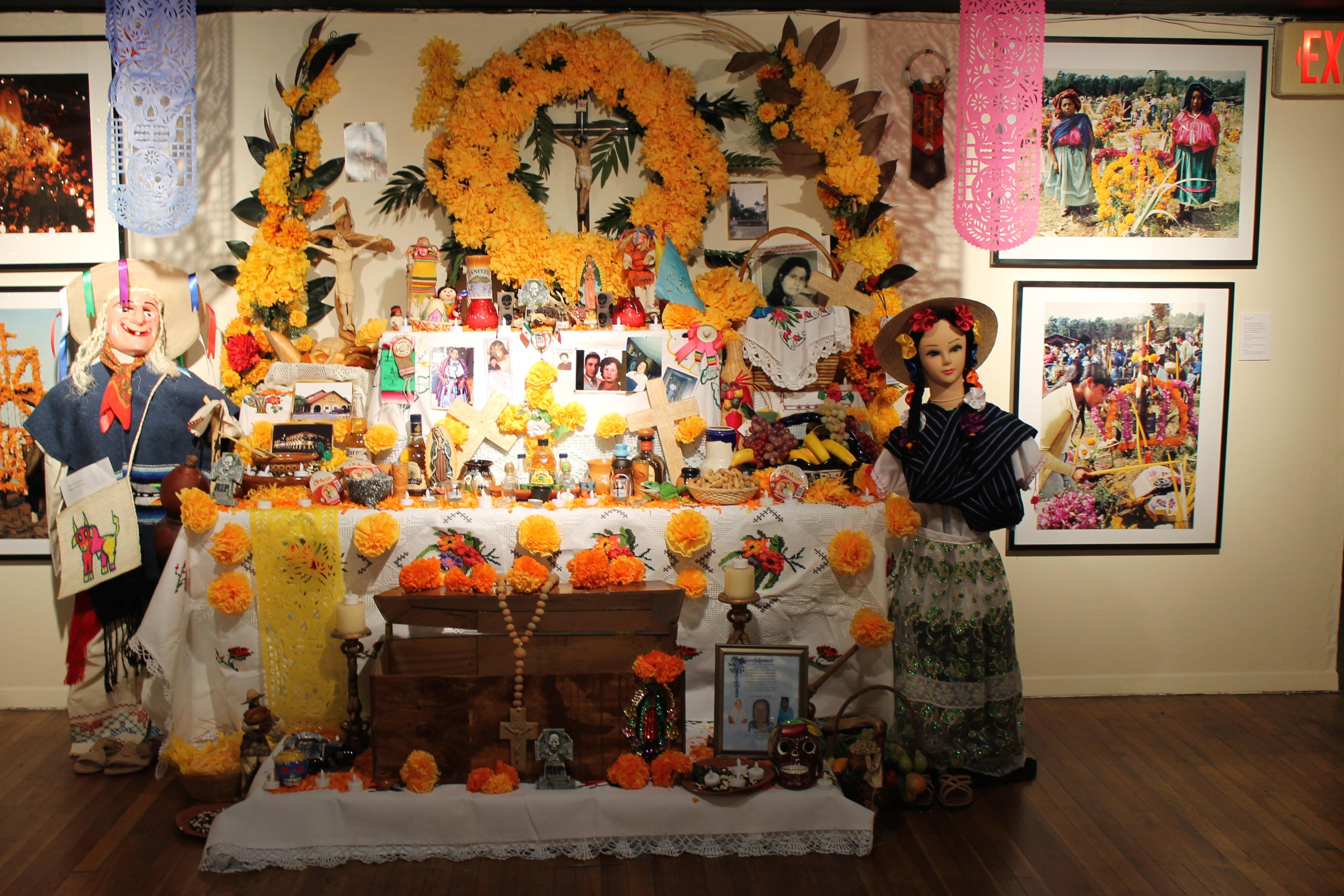Michoacán Altar