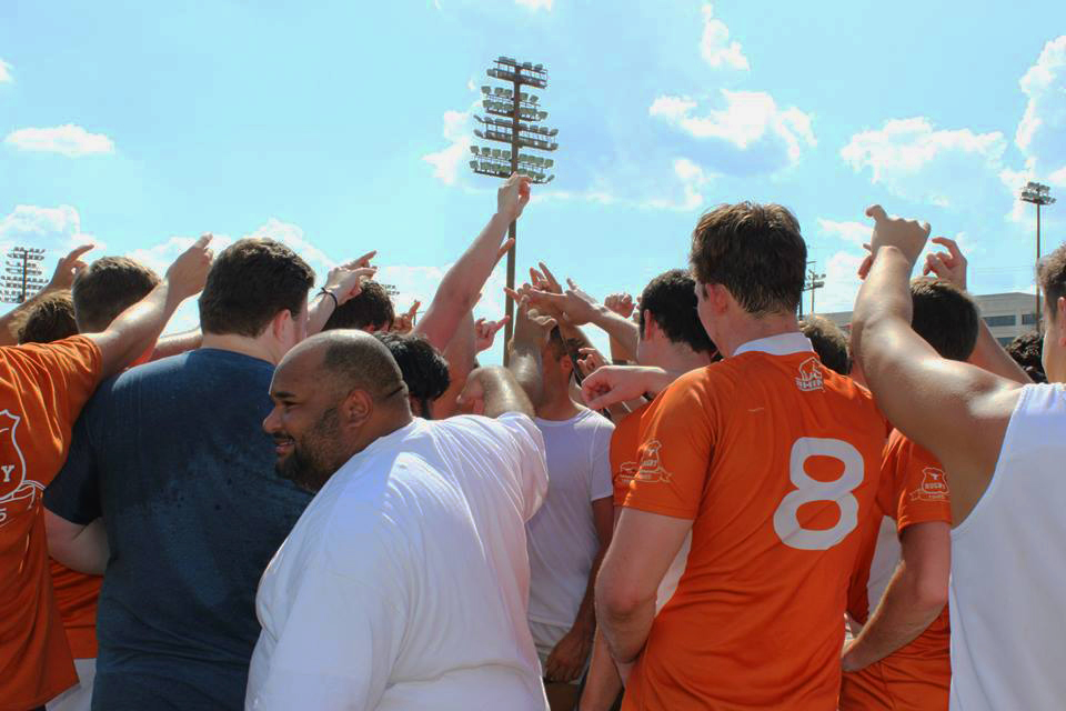 The Texas Rugby team says their sense of brotherhood and camaraderie has attributed to their success over the years.