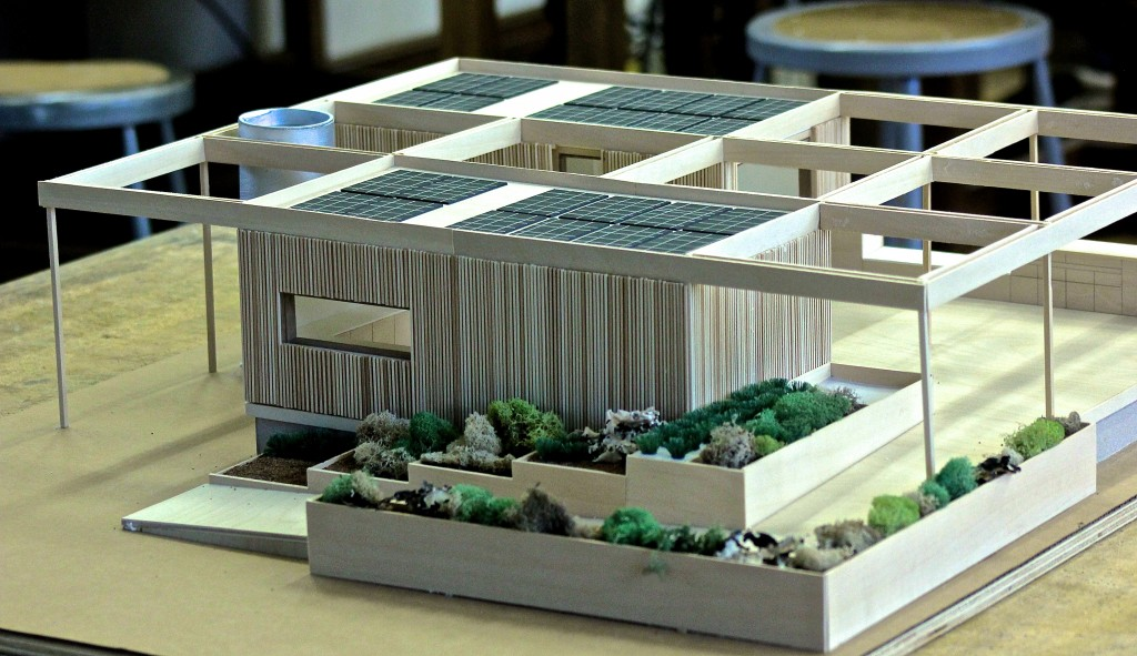 A model of the Nexushaus