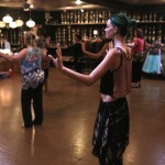 Al-Jundi's studio belly dancing classes attract women of all ages. She offers classes Mondays, Wednesdays and Saturdays ranging from beginning to advanced performance levels.