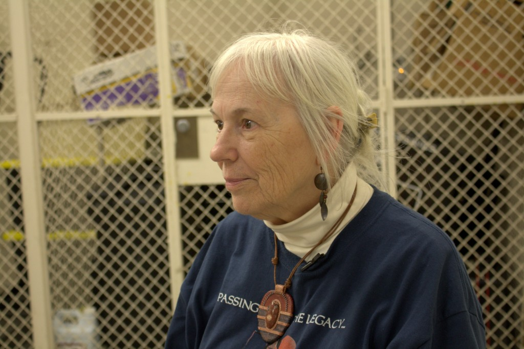 Lois Duncan, Executive Director of Great Promise for American Indians.