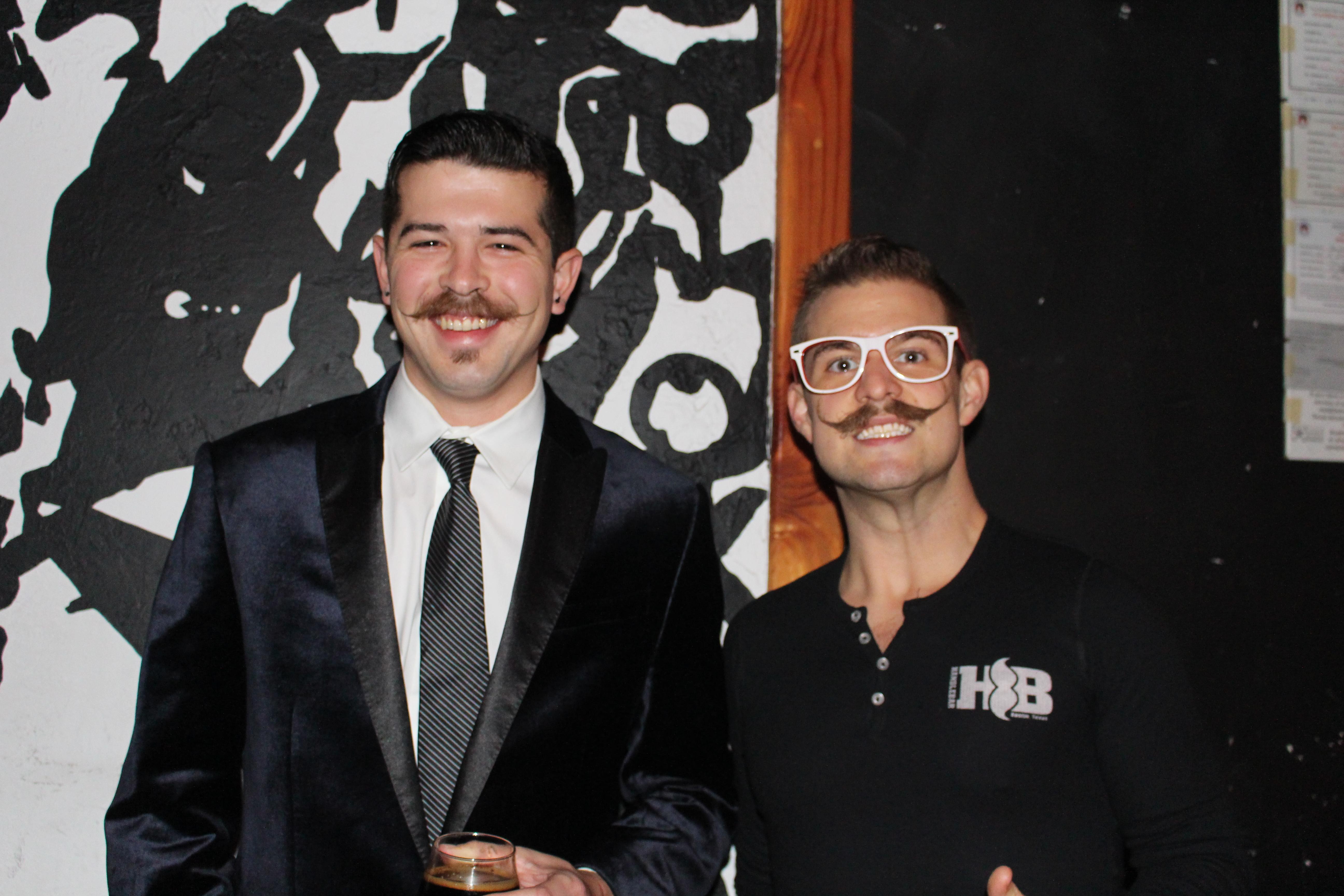 Mustache Competitors