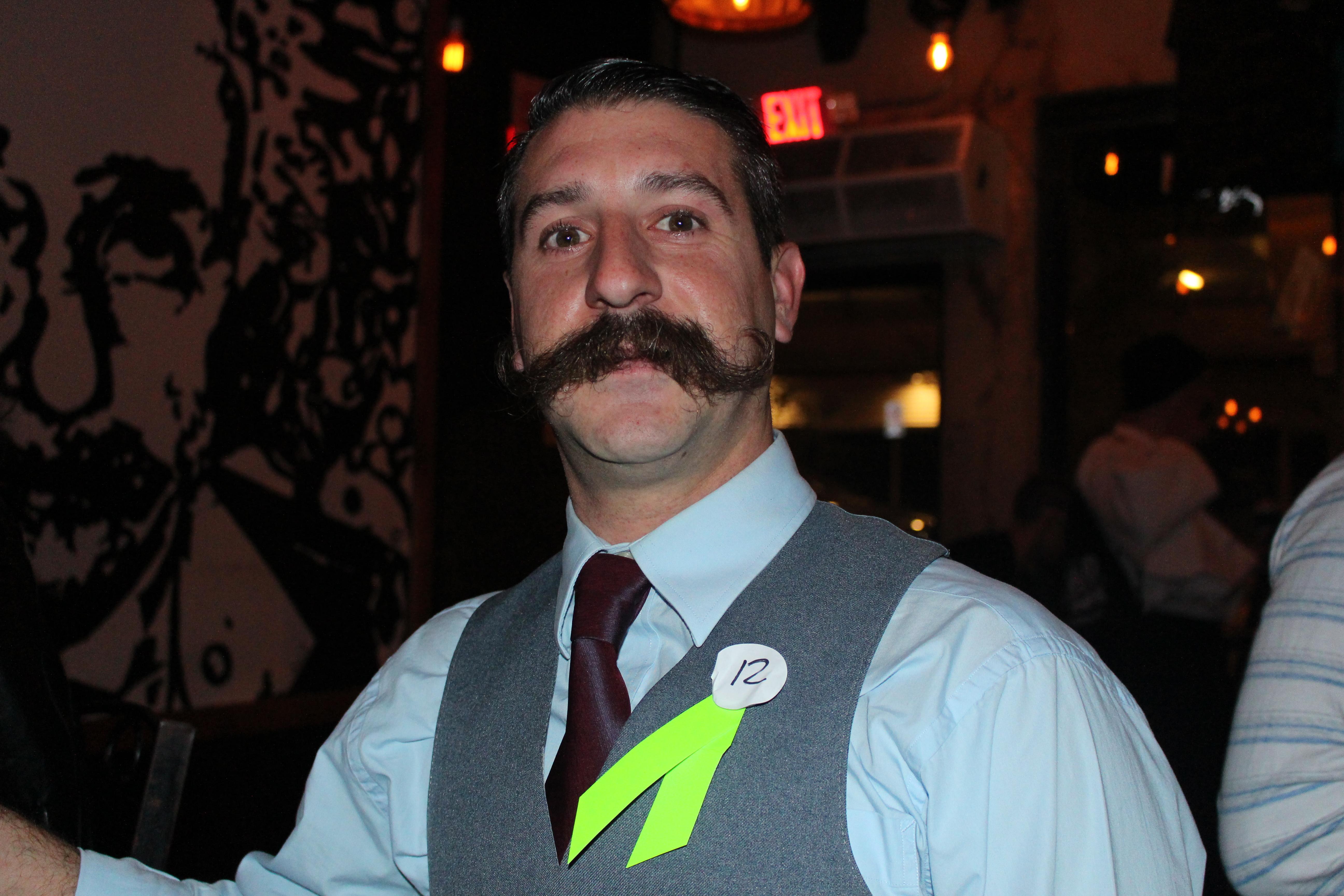 Mustache Competitor