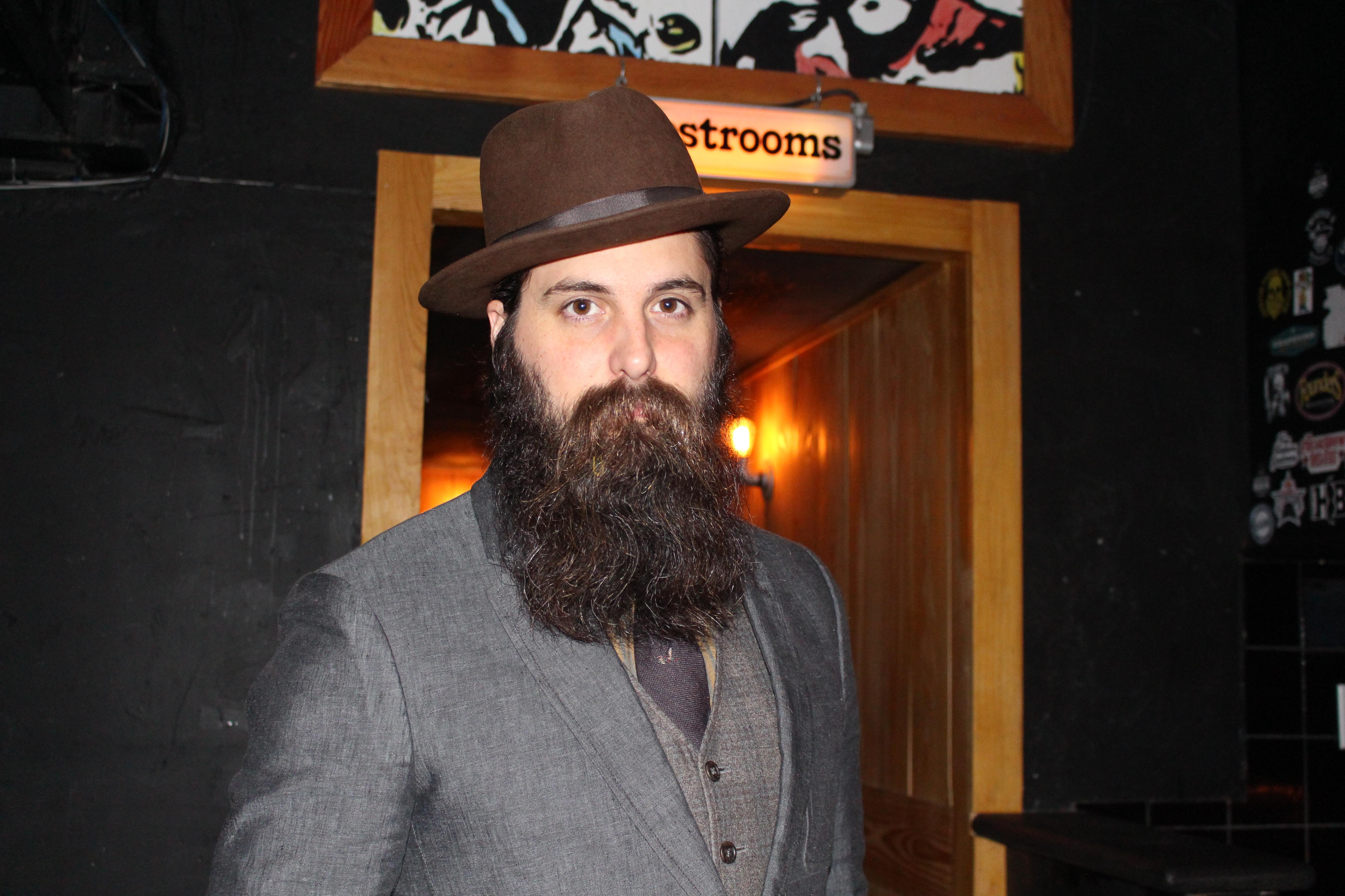 Beard Competitor