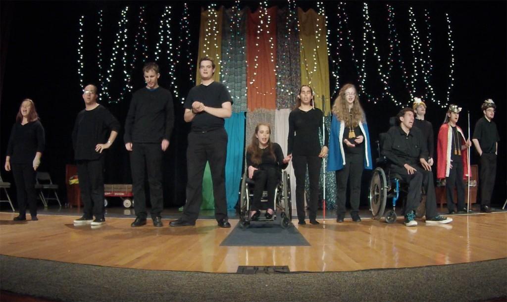TILT Cast Members