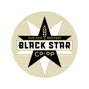 The Black Star Co-op Logo  Photo Credit: http://www.blackstar.coop
