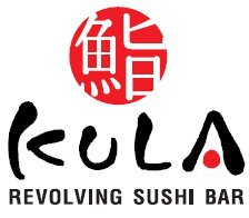 The Kula Revolving Sushi Bar Logo  Photo: kulausa.com