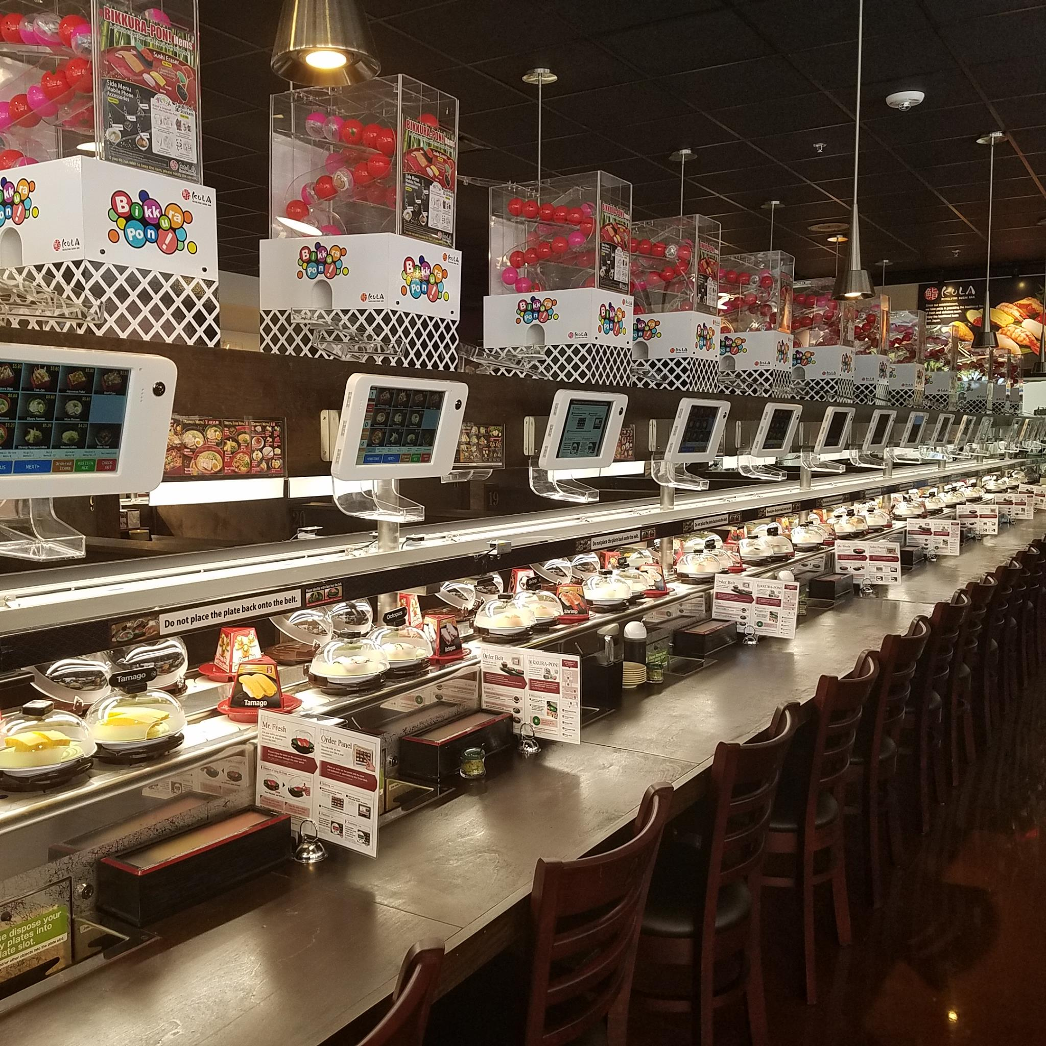 Restaurants With Sushi And Other Food