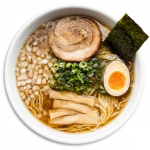 "The ""Ol' Skool"", one of the seven bowls of ramen on the Tatsu-ya menu.  Photo: ramen-tatsuya.com"